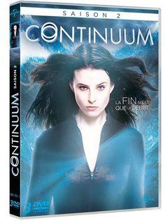 Continuum - Saison 2 - DVD