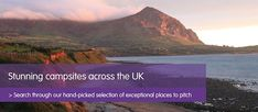 Cool Camping | Best UK Campsites & Camping In England, Scotland, & Wales