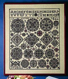 vierlande 1826 sampler