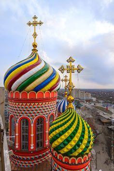 Tambov, Central Russia