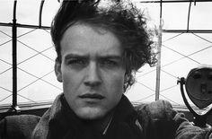 Hervé Guibert, Autoportrait, New York, 1981.