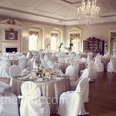 The Henry Ford Wedding Reception