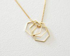 pentagon necklace - Google Search