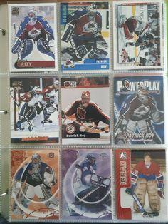 Mon eBay - En cours Hockey Cards, Baseball Cards, Saint Raymond, Upper Deck, Mcdonalds, Mystery, Ebay, Sports, Vintage