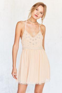 Kimichi Embellished Dress $59.99 Size10