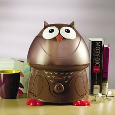 Fancy - Crane Ultrasonic Cool Mist Owl Humidifier