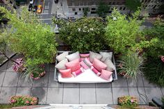 New Book, Rooftop Gardens: The Terraces, Conservatories, and Balconies of New York, Reveals NYC's Coolest Rooftop Gardens