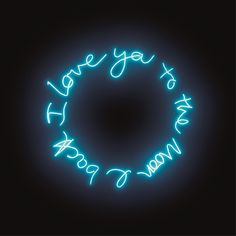Lauren Baker Neon Light Artist