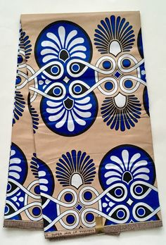 House of Mami Wata African Print Fabrics https://www.etsy.com/listing/503287900/african-print-fabric-dutch-wax-ankara