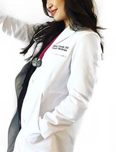 Doc's Duds - Designer Lab Coats Tailored for Women and Men | Jalecos/Lab  coats | Pinterest