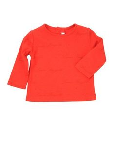 LAURA BIAGIOTTI BABY Girl's' Long sleeve t-shirt Red 0 months
