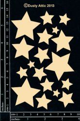The Dusty Attic - DA0933 Stars #1