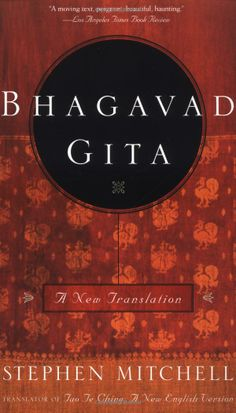 The Bhagavad Gita is universally acknowledged as one of the world's literary and spiritual masterpieces. It is the core text of the Hindu tradition and has been treasured by American writers from Emerson and Thoreau to T. S. Eliot, who called it the greatest philosophical poem after the Divine Comedy.