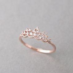 A promise ring for your daughter reminding her she is a Princess, the daughter of the Most High King.