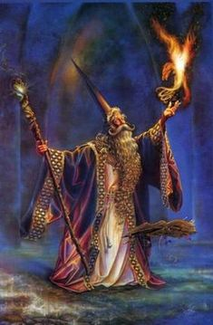O Mago - O mestre da magia - http://ceudodia.weebly.com/7/post/2012/03/o-mestre-da-magia-o-mago.html#