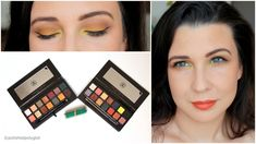 Makeup │ Summer Look in Ochre, Orange and Bright Yellow [Monday Shadow Challenge] / Polished Polyglot