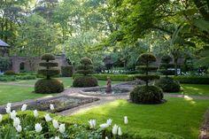 Buchsbaum - Christa Hasselhorst: Faszination Grüne Gärten ©Marion Nickig
