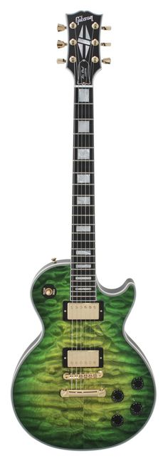 Gibson Custom Shop Benchmark Collection 2014 Limited Run Les Paul Custom Iguana Burst