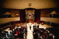 St Olaf Catholic Church - Minneapolis Wedding Photographer | DnK Photography