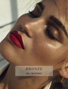 os Achados | Beleza | Bronzeada no inverno