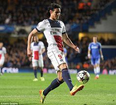 Manchester United Oo £ 48 m Ku Dooneysa Cavani