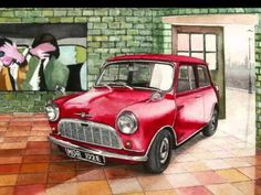 Just the little red minis 0001