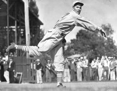 Dizzy Dean won 30 games in '34 for the @Cardinals, was named MVP & won WS.