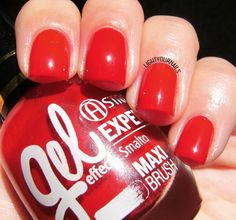 Astra Gel Expert n. 12 Rouge Passion - Light Your Nails!