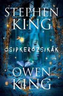 """2018. Stephen King - Csipkerózsikák Stephen King és Owen King szuperprodukciójában, apa és fia közösen írt könyvében a fő kérdés: mi történhet, ha a nők eltűnnek a férfiak világából? """"Inkább fantasy ez, nem horror. Bizonyos részei gyilkosak, embereket széttépnek, lelőnek és szörnyű módokon meggyilkolnak, de nincs benne kísértet, sem ijesztő bohóc."""" (Owen King) Ramona Books, King Book, Books Online, Believe, Horror, Neon Signs, Fantasy, Blog, Writing"""