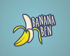 20 Stunning Examples Banana Logo for Inspiration