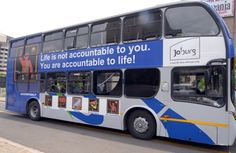 The Johannesburg Metrobus Johannesburg City, Afrikaans, South Africa, Gold, Life, Image, Yellow