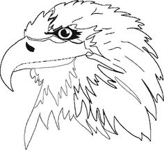 eagle Coloring Pages | Here are some more pages for the youngsters to enjoy. We used our ...
