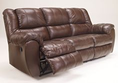 Our (Rachel) McAdams Brown Reclining Sofa is perfect for experiencing & Cannon Leather Power Reclining Sectional from Gardner-White ... islam-shia.org