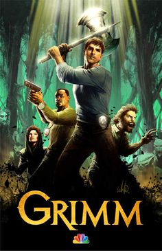 I LOVE Grimm so much. It's so not recognised enough. Watch it now!