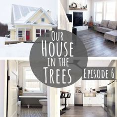 Our eco-friendly home is finally done and I'm so excited to show you all of its sustainable features - such as the solar panels, recycled content materials and secondhand finds! Sustainable Design, Sustainable Living, Simple Bedroom Decor, Second Hand Furniture, Eco Friendly House, In The Tree, Minimalist Bedroom, Solar Panels, Building A House