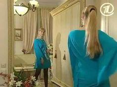 Платье к женскому дню за 5 минут. - YouTube