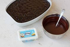 Σοκολατόπιτα Delicious Deserts, Chocolate Fondue, Food And Drink, Cooking Recipes, Sweet, Desserts, Cakes, Candy, Tailgate Desserts