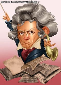 an overview of the life and work of ludwig van beethoven a famous composer Beethoven's life was marked with challenges  overcame like many classical  composers, beethoven was born into a musical family: his grandfather and father.