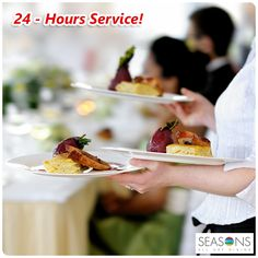 The #Seasons is a complete 24 - Hour restaurant offering unique hospitality to its customers. You can enjoy uninterrupted culinary services from our end throughout the day.