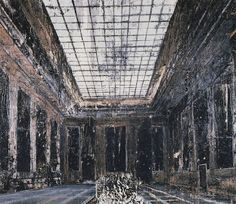 Anselm Kiefer - Inner Space (1981)