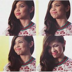 Embedded image Maine Mendoza, Alden Richards, Embedded Image Permalink, Crochet Necklace, Sari, Fashion, Day Care, Saree, Moda