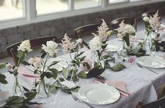 Hem - Trendenser - Lilly is Love Small Centerpieces, Wedding Centerpieces, Wedding Table, Reception Table Decorations, Wedding Decorations, Table Arrangements, Floral Arrangements, Floral Wedding, Wedding Flowers