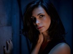 Morena Baccarin as Dr. Leslie Thompkins in #Gotham - Season 2