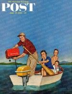 Row, We're Out of Gas (Amos Sewell, June 27, 1959)