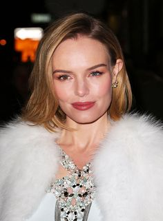 kate bosworth | Kate Bosworth's Fresh New Bob: Here's to Kicking Off the Year With ...