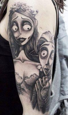 ... tattoos^.^ on Pinterest   Cartoon Rose arm tattoos and Demon tattoo