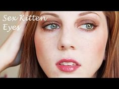 Bare Minerals Sex Kitten Tutorial - YouTube