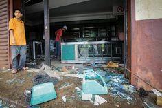 90 % de comercios que venden alimentos en Ciudad Bolívar han sido saqueados - http://www.notiexpresscolor.com/2016/12/19/90-de-comercios-que-venden-alimentos-en-ciudad-bolivar-han-sido-saqueados/