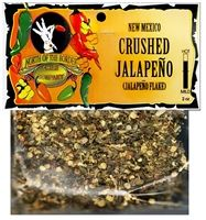 Pure Crushed New Mexico Jalapeno (Flakes)