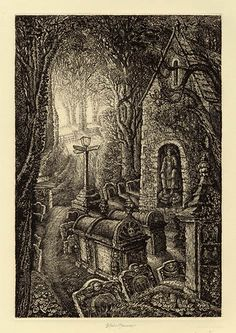 'Easter' by Robin Tanner, 1970 (etching) Ink Pen Drawings, Scratchboard, Love Illustration, Amazing Drawings, Art For Art Sake, Wood Engraving, Print Artist, Painting & Drawing, Printmaking